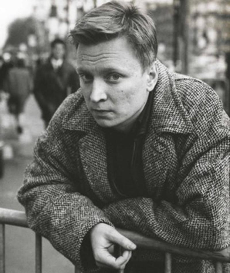 Photo of Stig Larsson