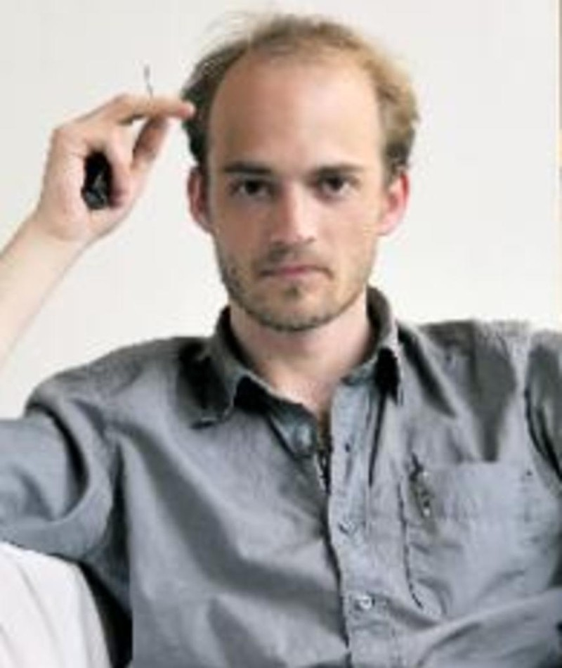 Photo of Claude Schmitz