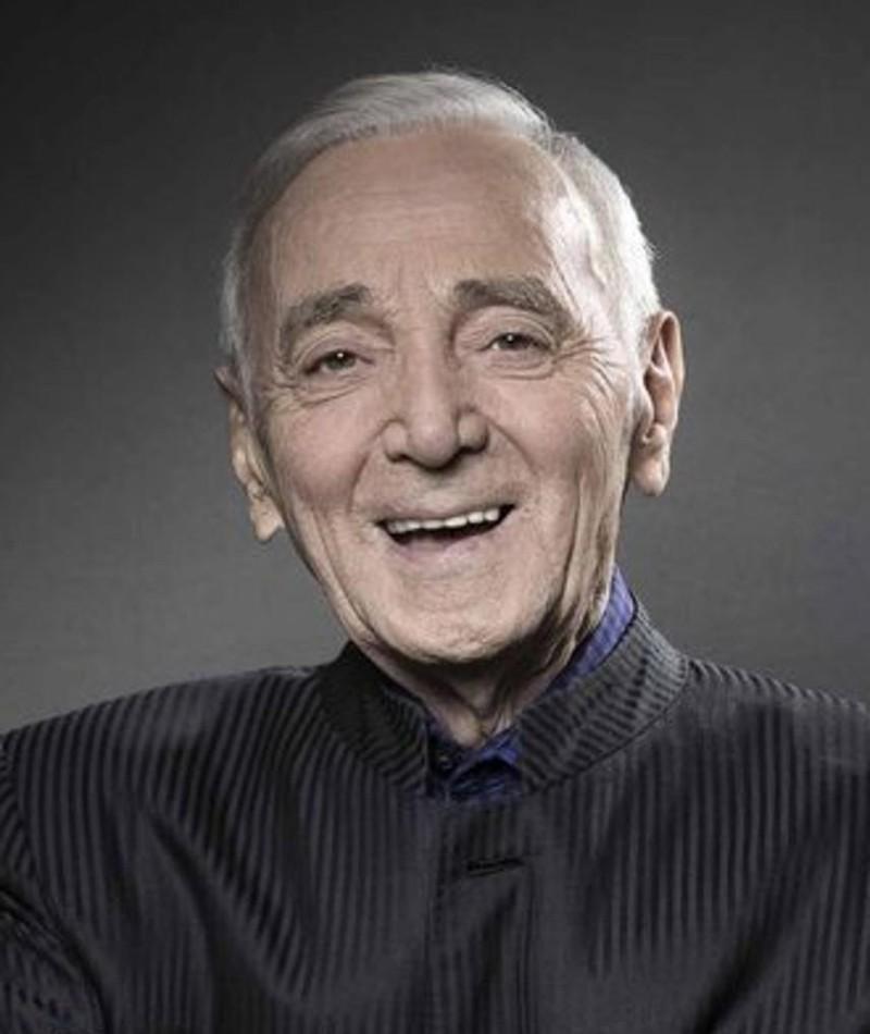 Charles Aznavour fotoğrafı
