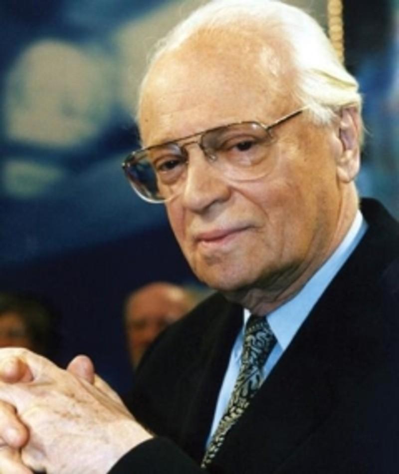 Photo of Ephraim Kishon