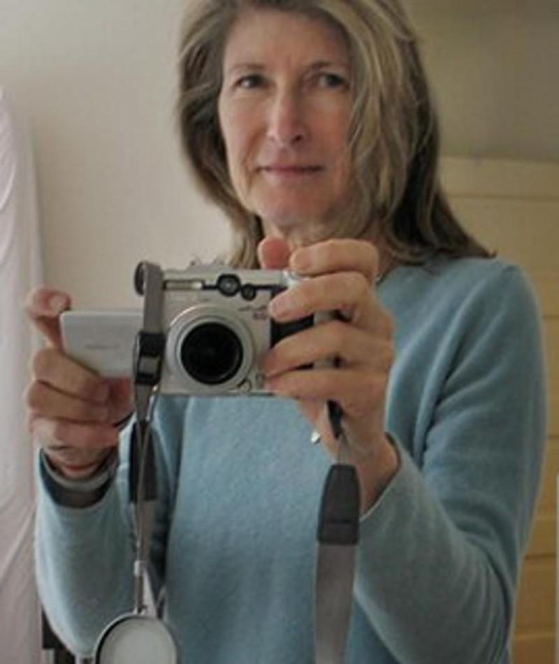 Photo of Christine Burrill