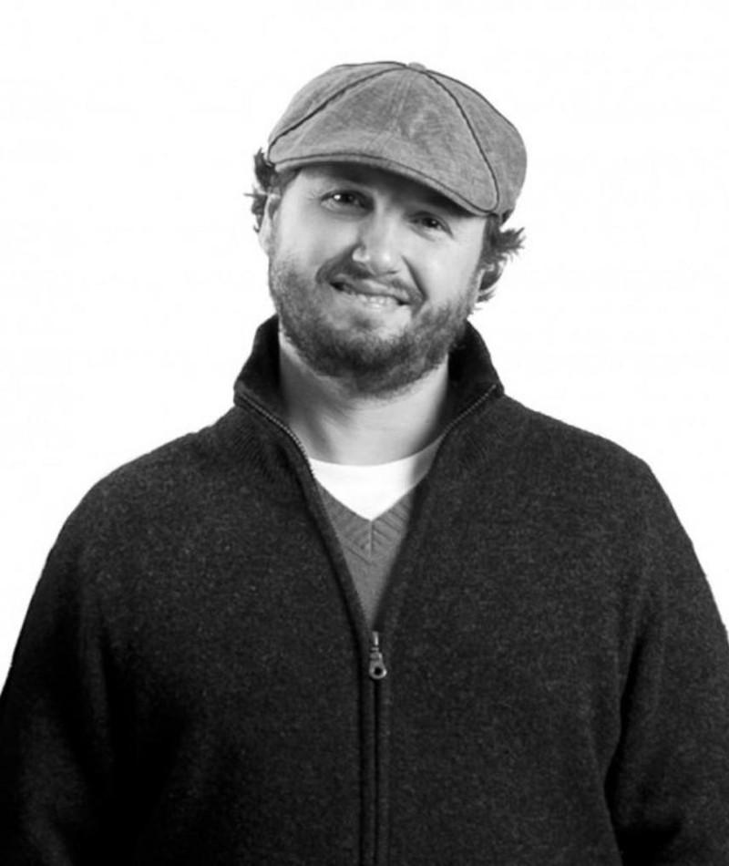 Photo of Daniel Bisson