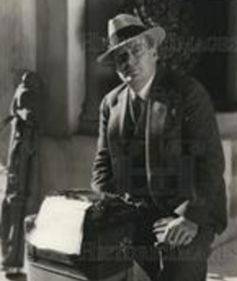 Photo of William Slavens McNutt