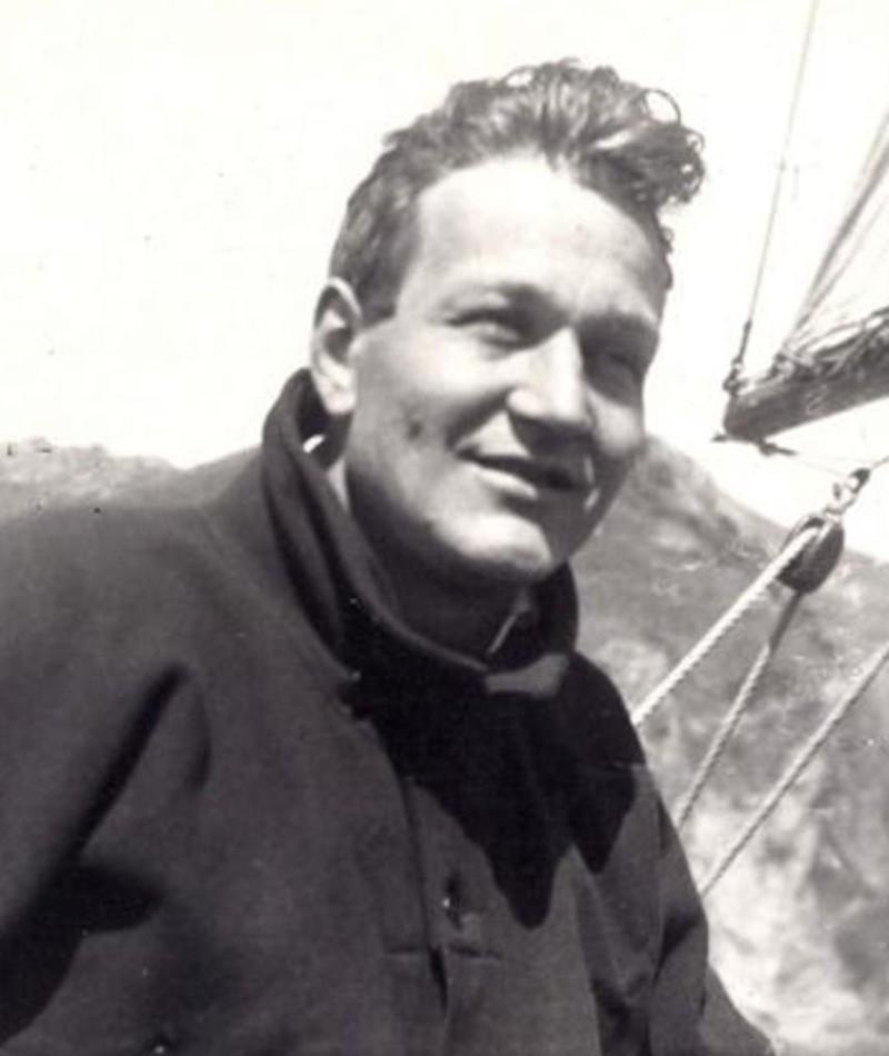 Photo of James Flood