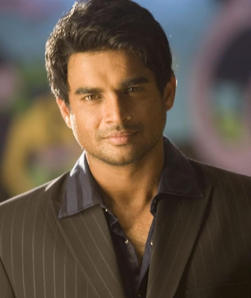 Photo of R. Madhavan