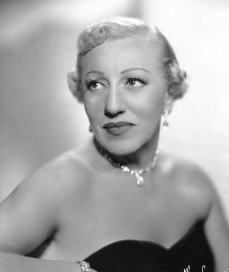 Photo of Frances Faye