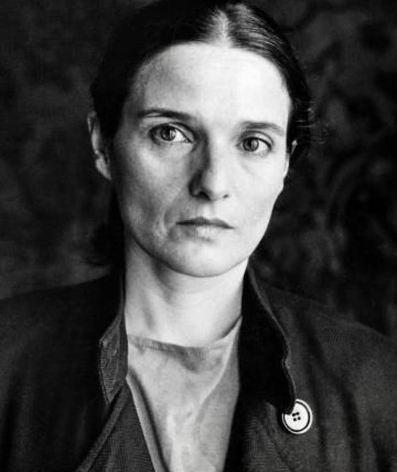 Photo of Adelaida García Morales