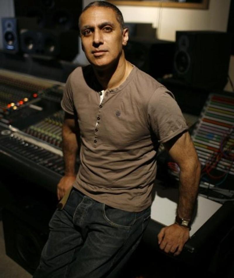 Photo of Nitin Sawhney