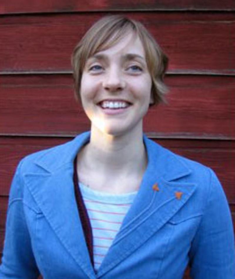 Photo of Jen Bradwell