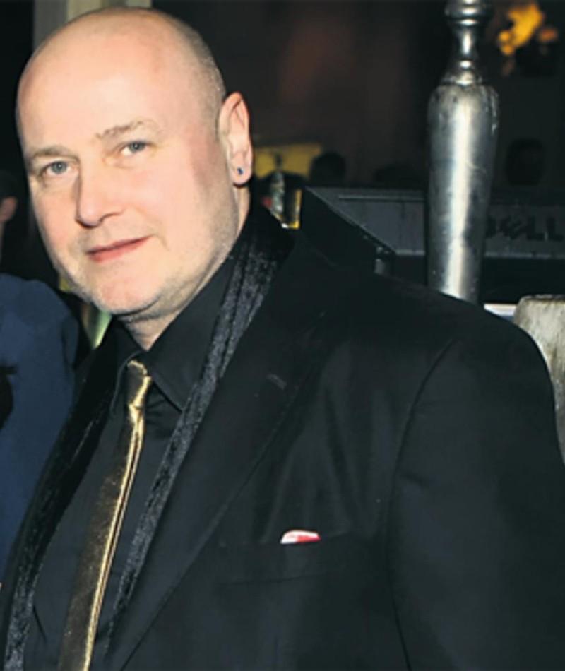 Photo of Michael Scott