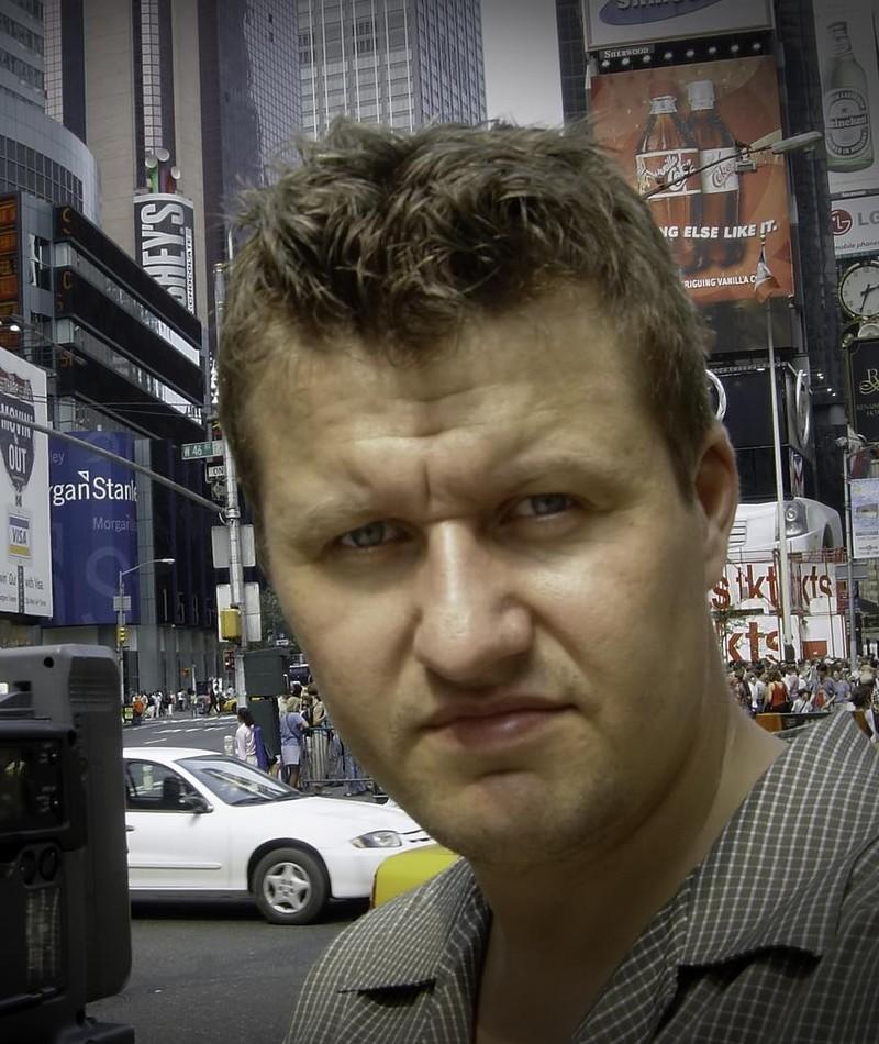 Photo of Lars Skree