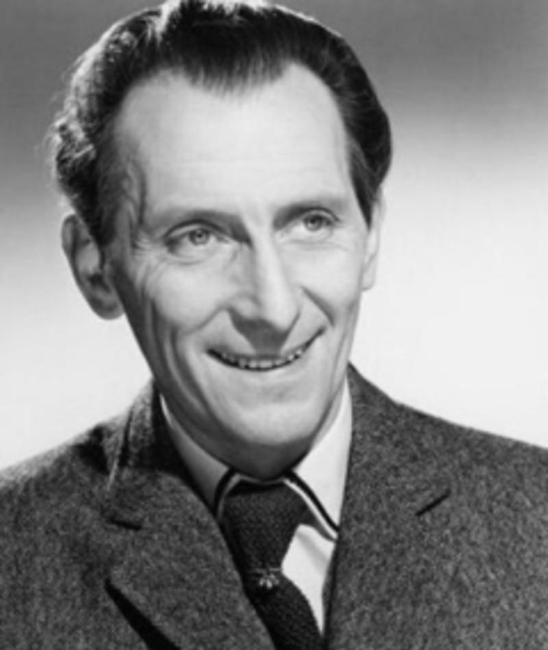 Photo of Peter Cushing