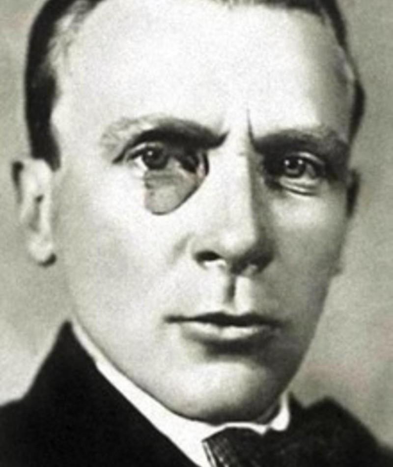 Photo of Mikhail A. Bulgakov