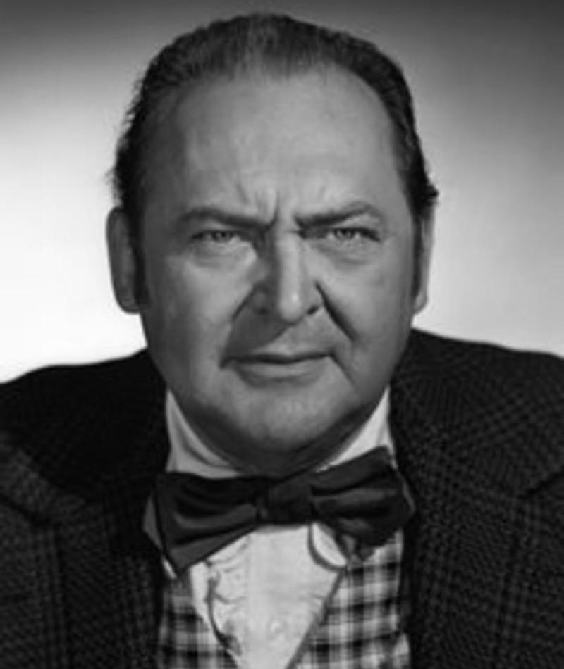 Photo of Edward Arnold