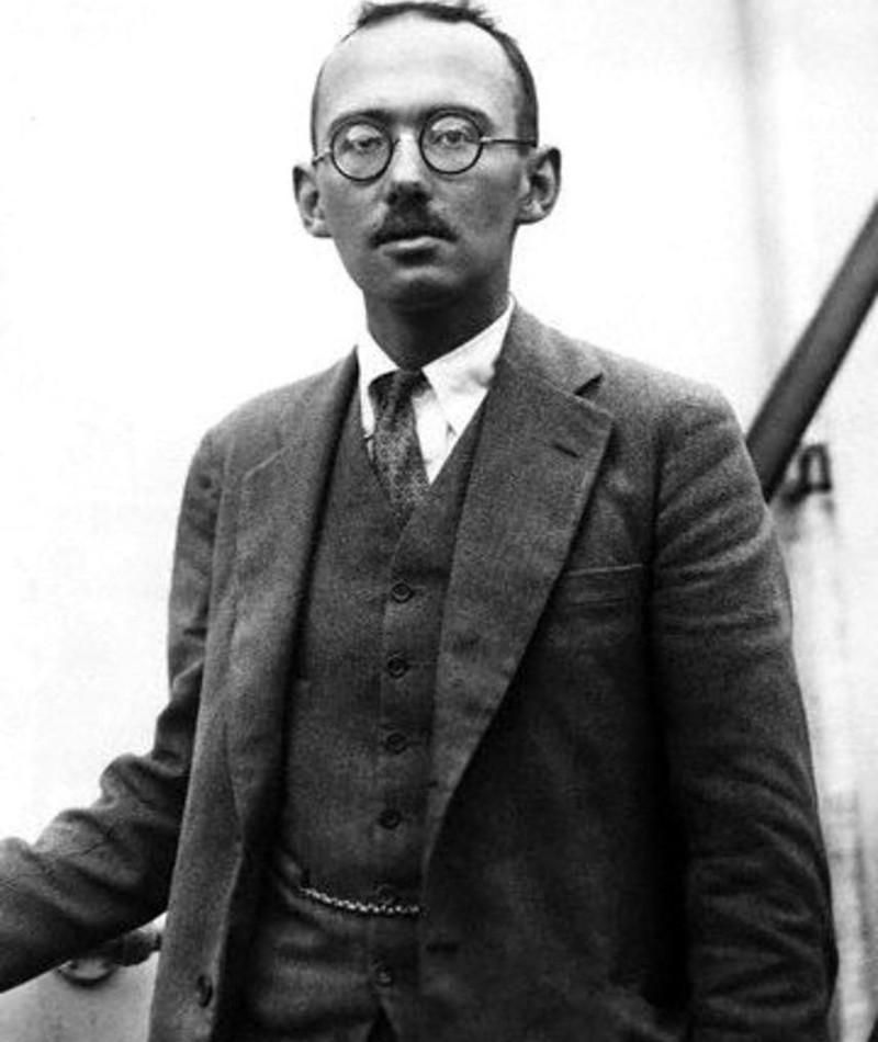 Photo of Stephen Vincent Benét