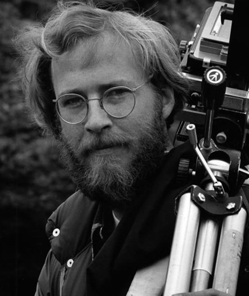 Photo of Alan Ross