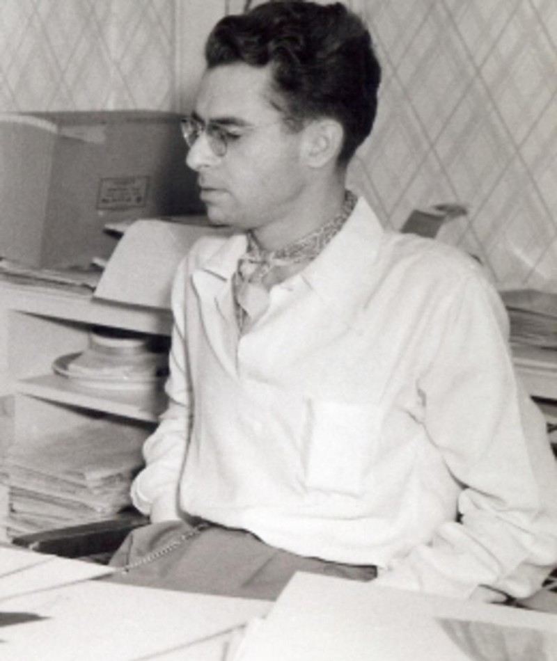 Photo of Edward Stevenson