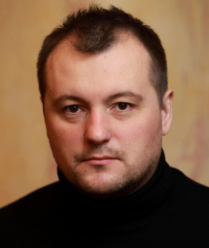 Photo of Aleksei Mizgiryov