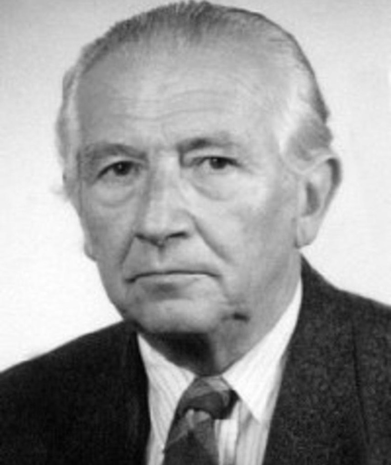 Photo of Geza Herczeg