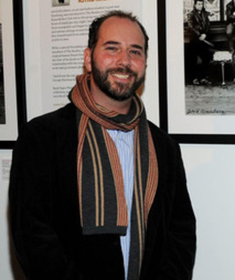 Photo of Mark Halpern