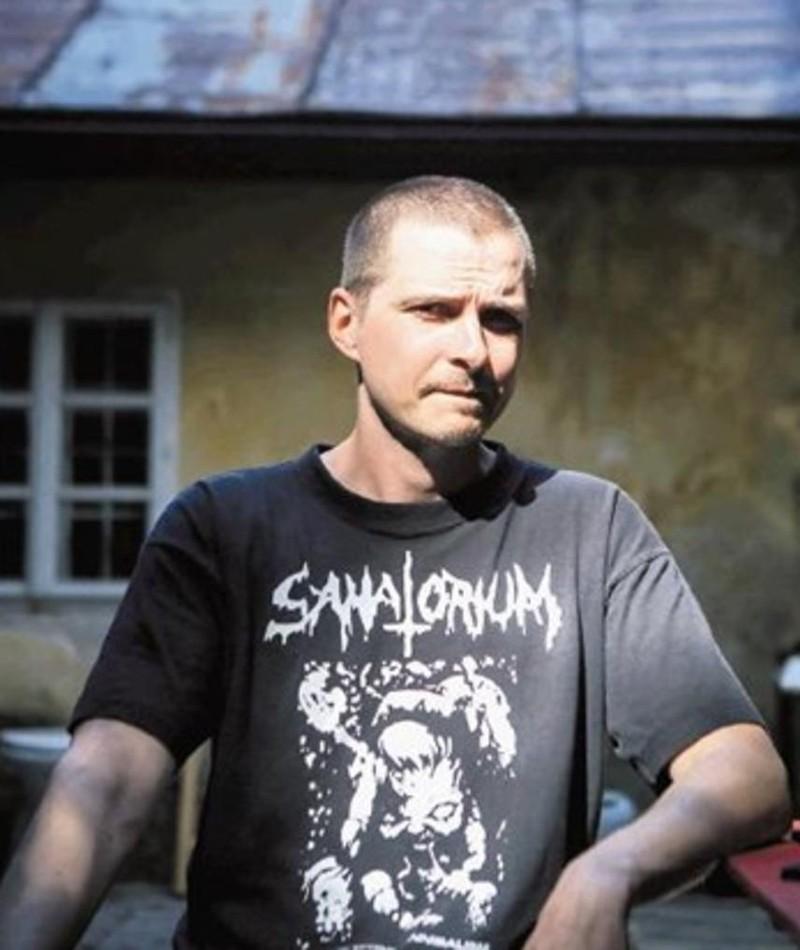 Photo of Tomaž Gorkič