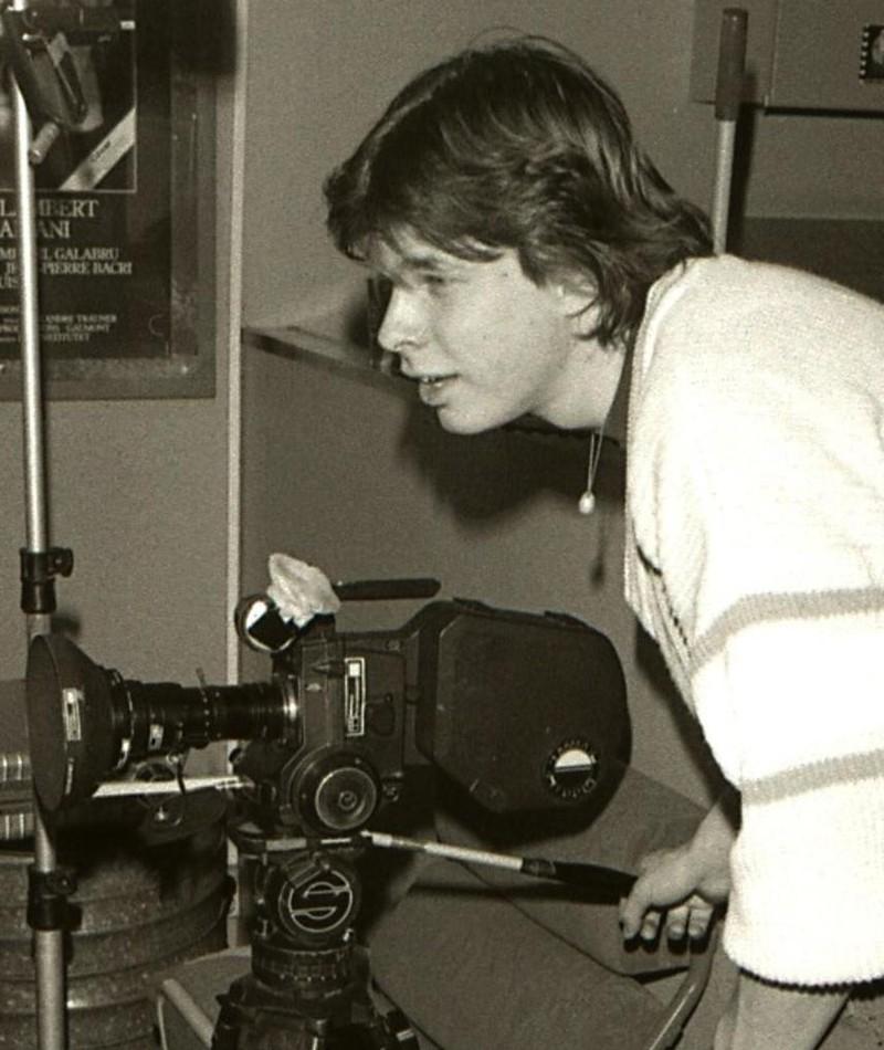 Photo of Daniel Bergman