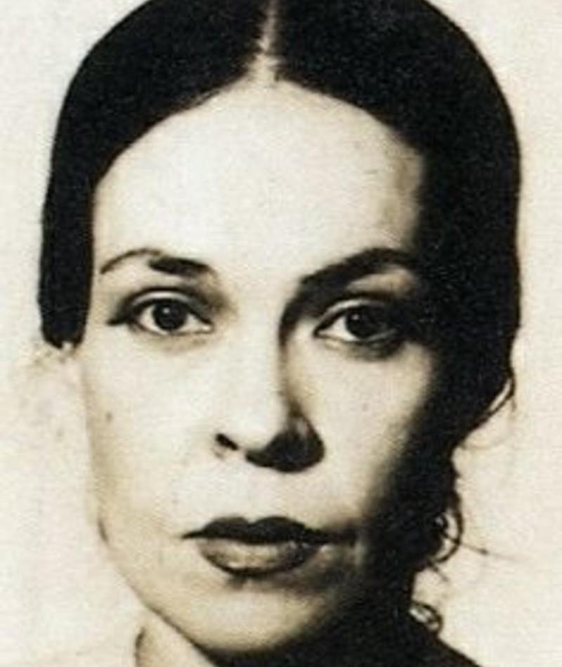 María Luisa Gómez Mena fotoğrafı