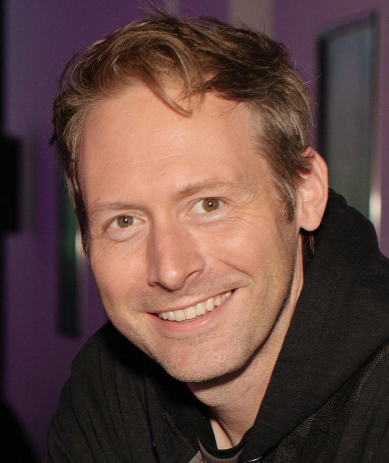 Photo of Andrew Swant
