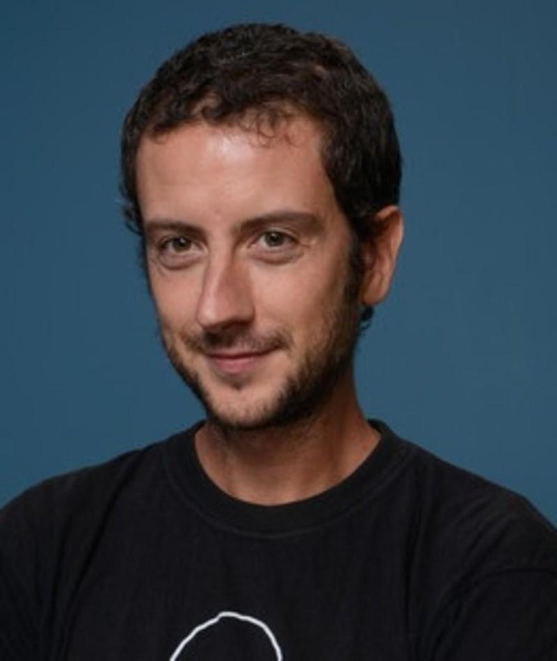 Photo of Bruno Forzani