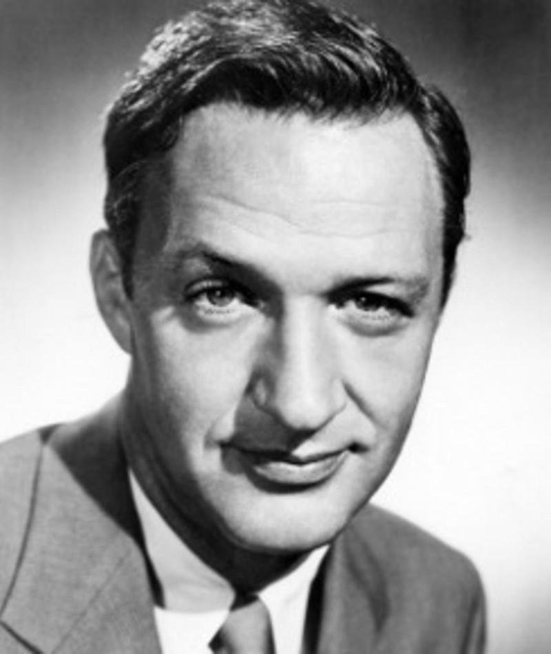 Photo of John Larch