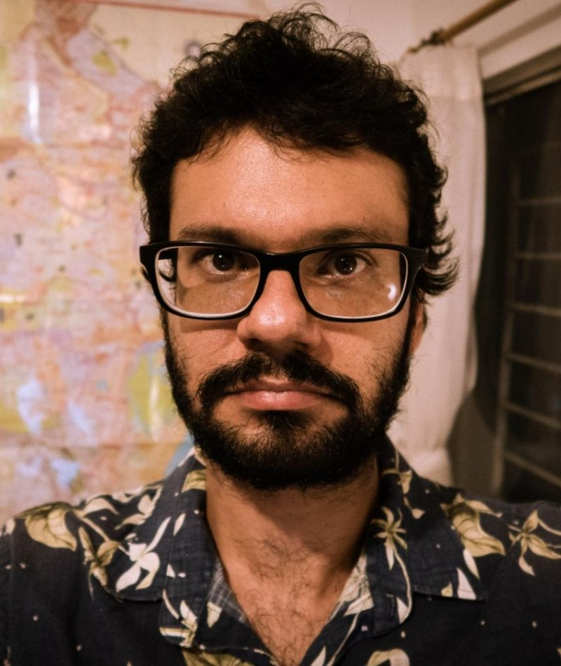 Photo of Pedro Andrade