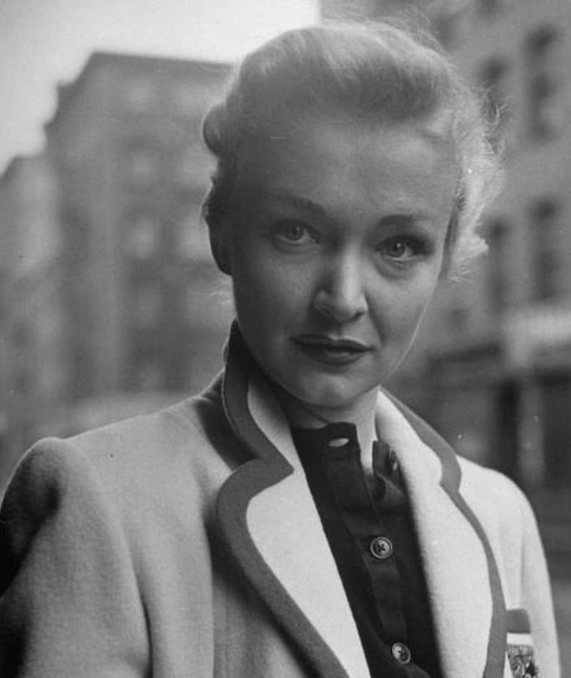 Photo of Nina Foch