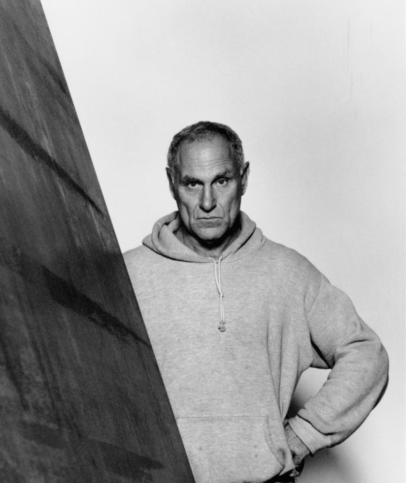 Photo of Richard Serra