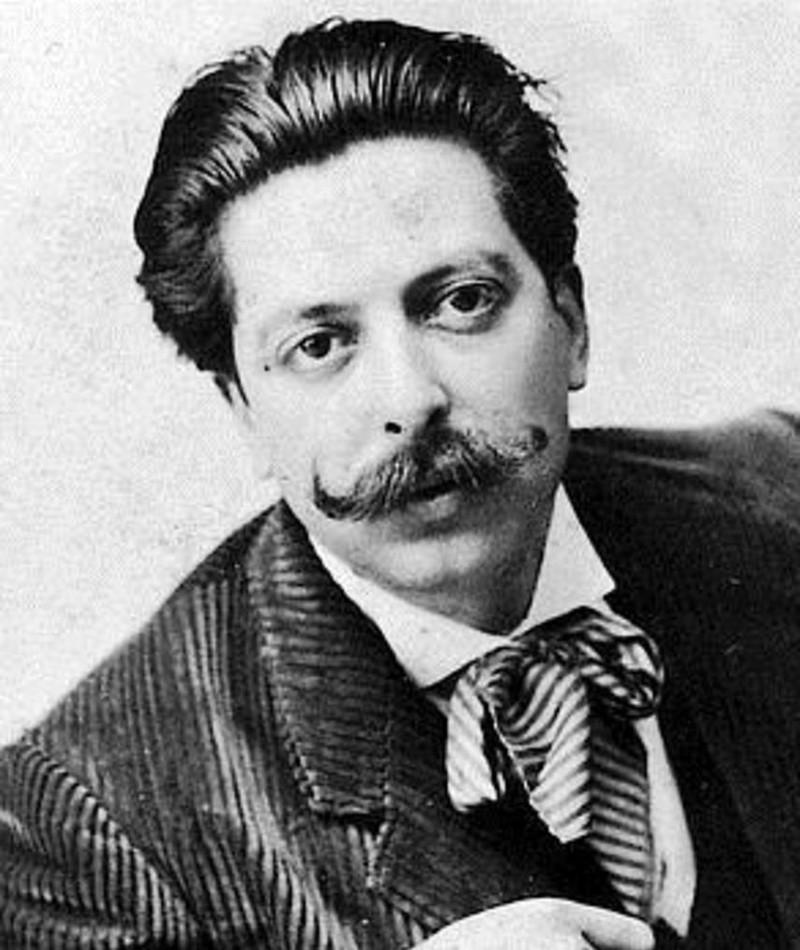 Photo of Enrique Granados