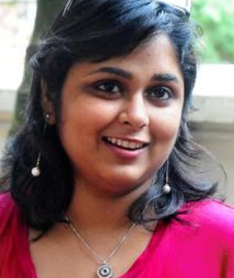 Shalini Usha Nair fotoğrafı