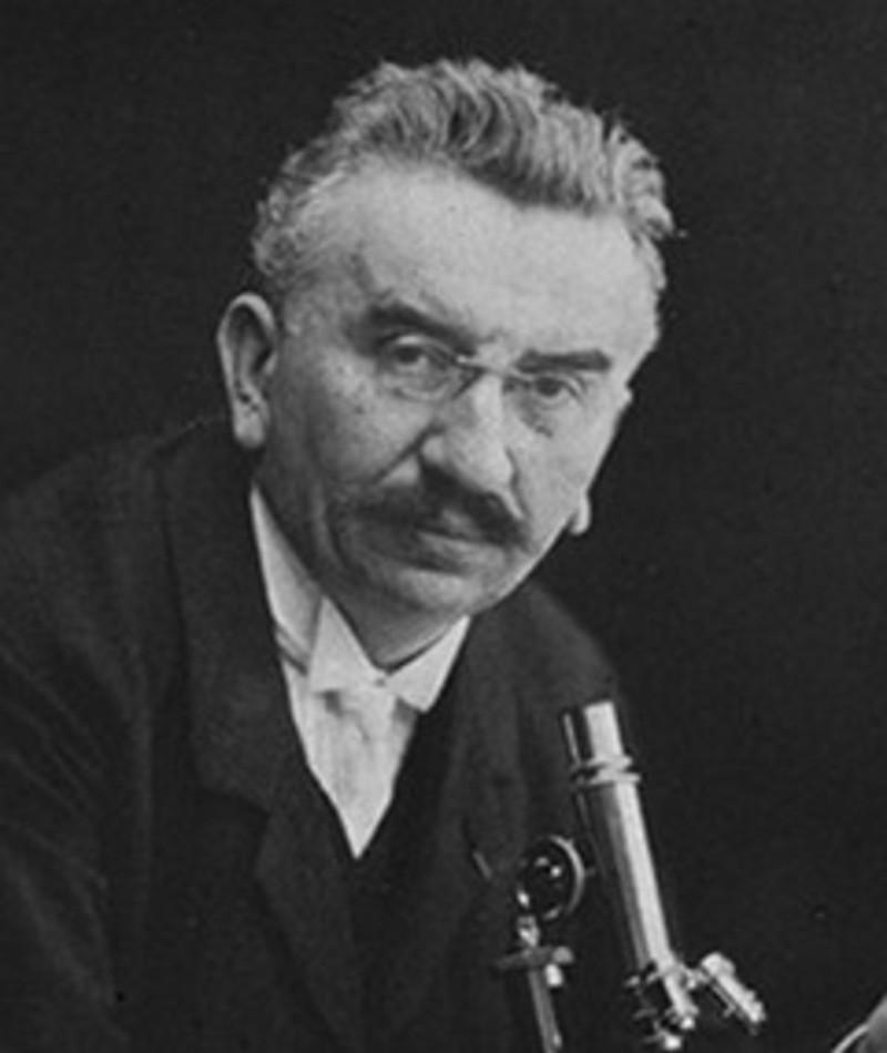 Photo of Louis Lumière