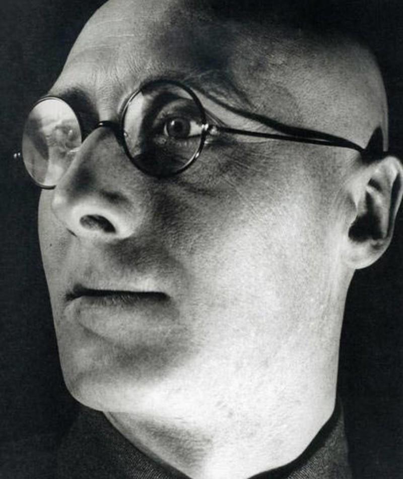 Photo of Sergei Tretyakov