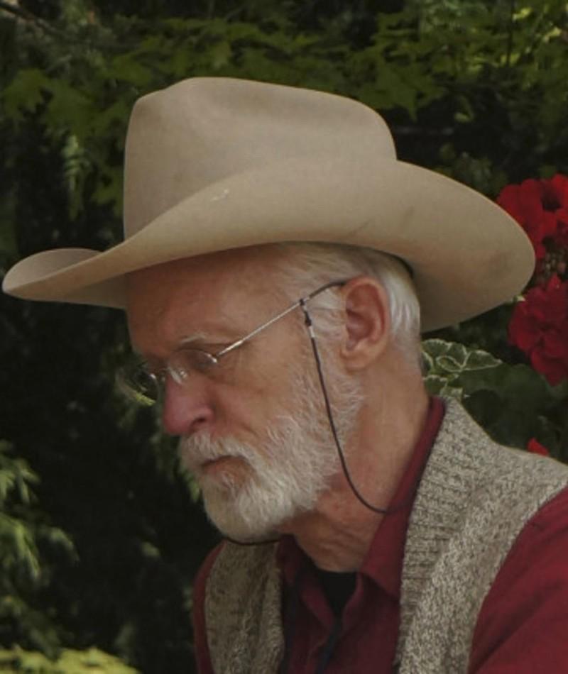 Photo of Jon Jost