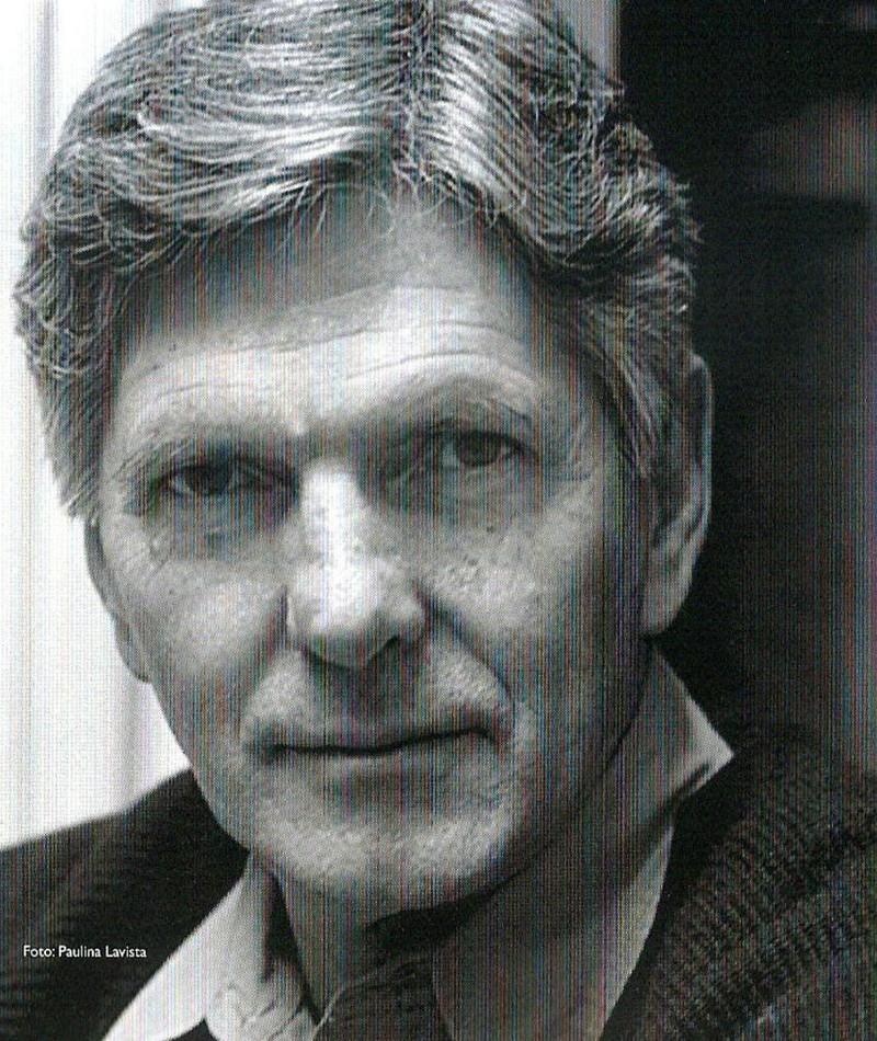 Photo of Mario Lavista