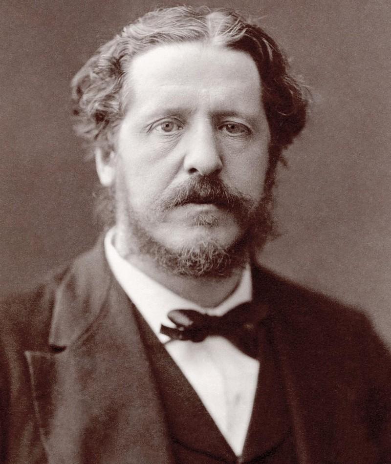Photo of Jules Barbier