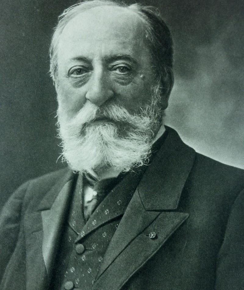 Photo of Camille Saint-Saëns