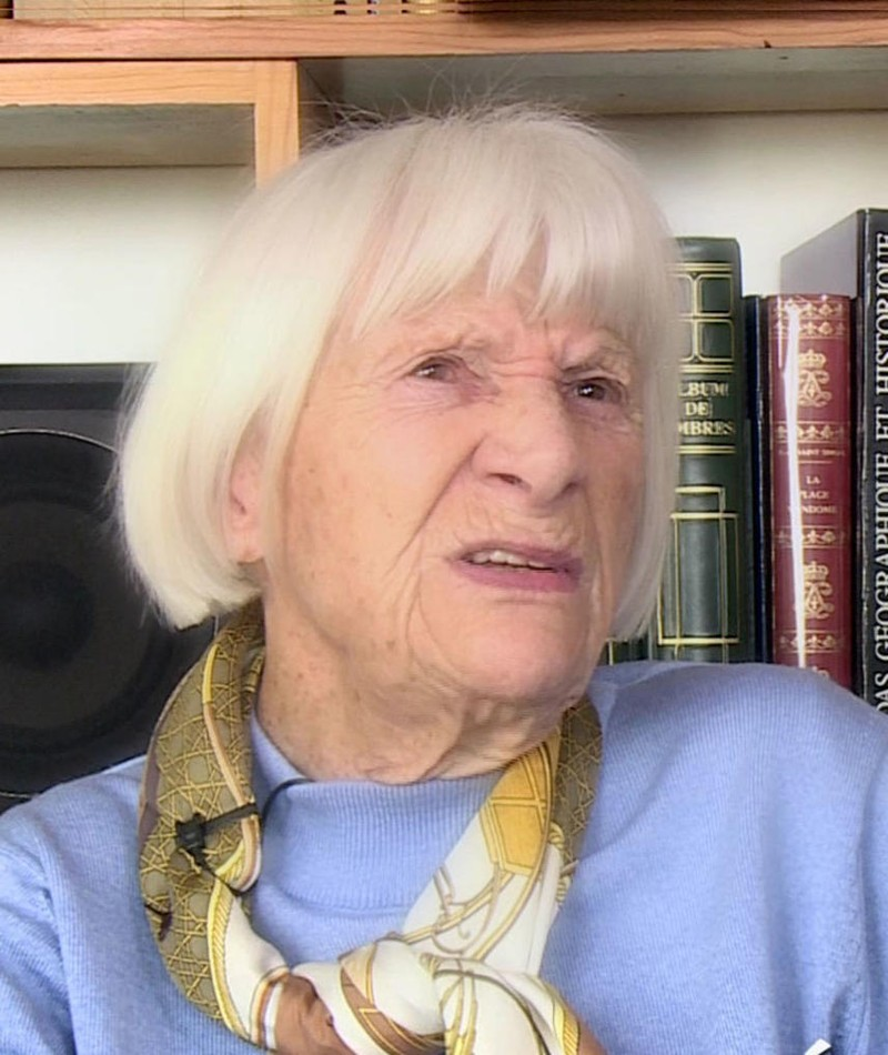 Photo of Jacqueline Thiédot