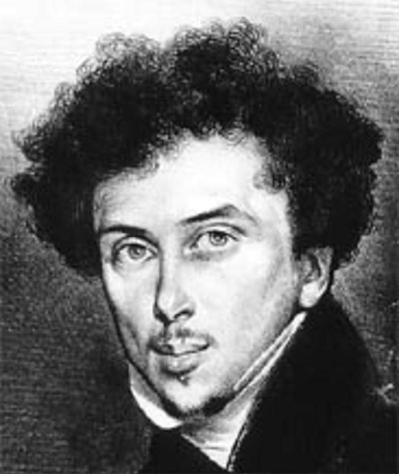 Photo of Alexandre Dumas père