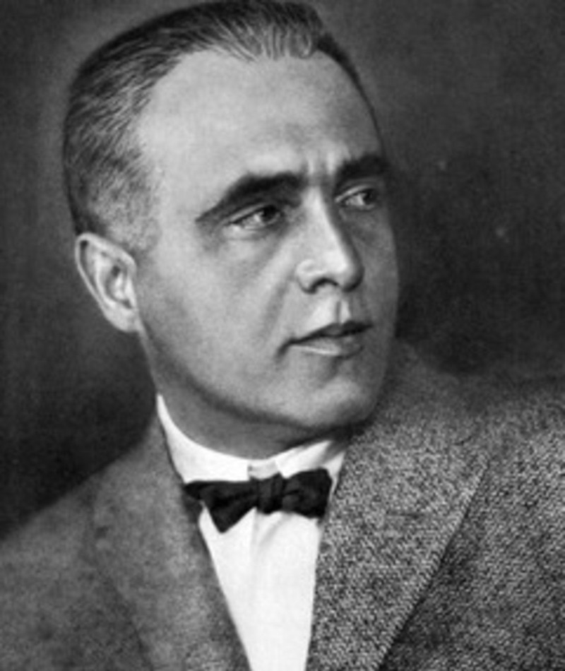 Photo of Carl Froelich