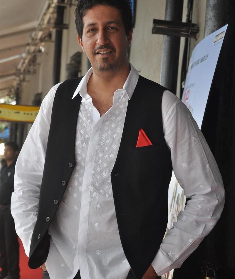 Photo of Suleiman Merchant