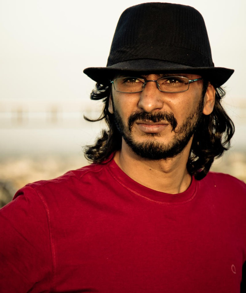 Photo of Abhishek Chaubey