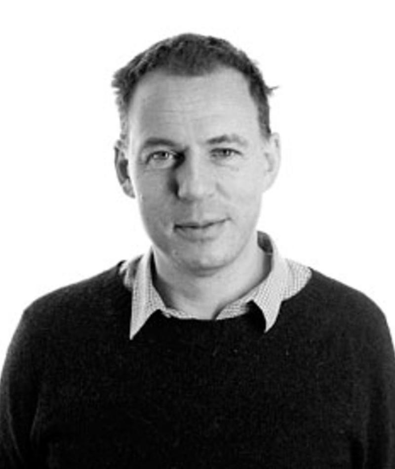 Photo of Andrew Ruhemann