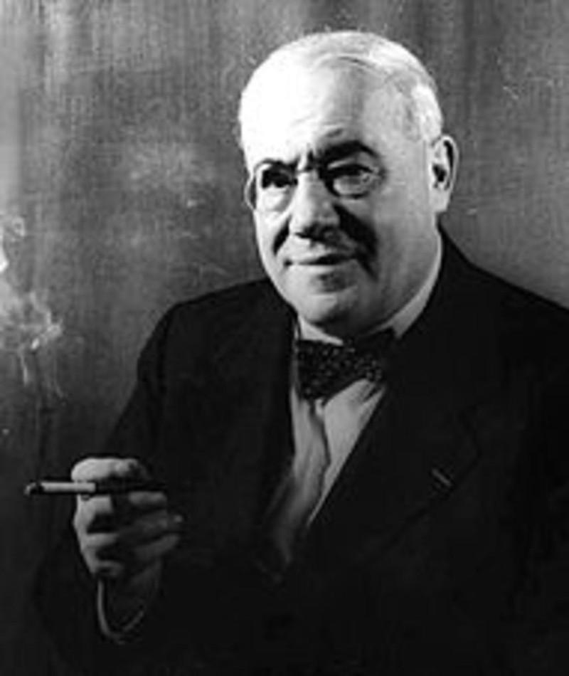 Photo of Ferenc Molnár