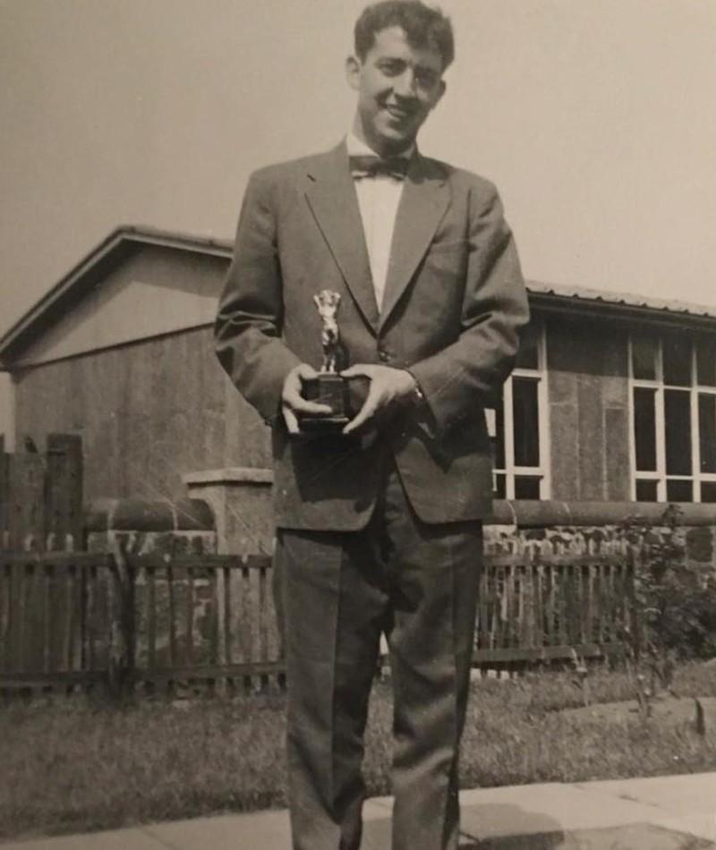 Photo of Hugh Strain