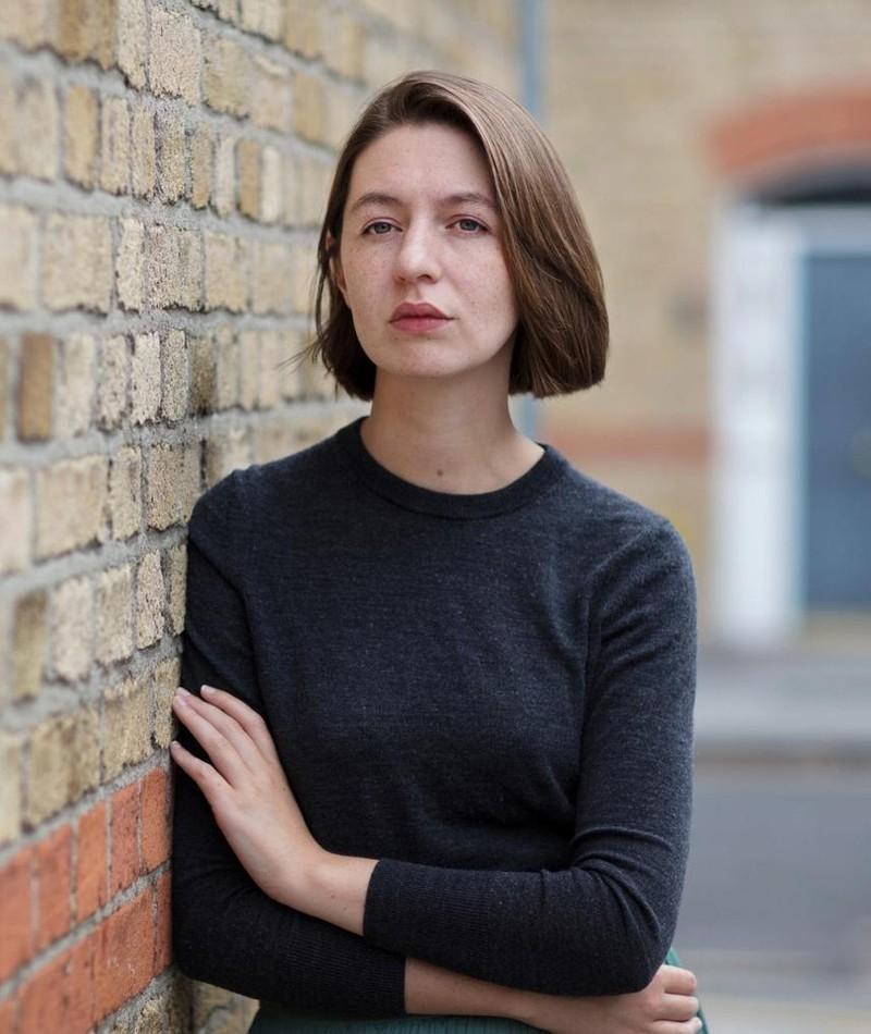 Photo of Sally Rooney